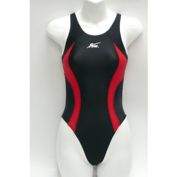 Ladies' Training Swimming Suit. (FW22001-01)