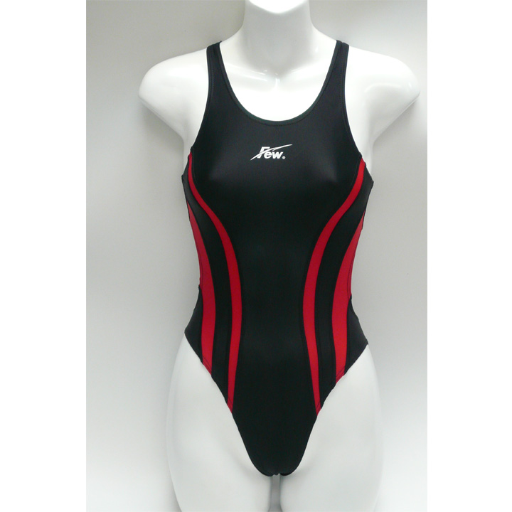 Ladies' Training Swimming Suit. (FW22003-01)
