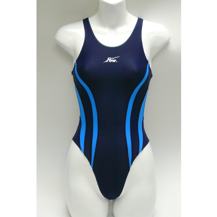 Ladies' Training Swimming Suit. (FW22003-02)