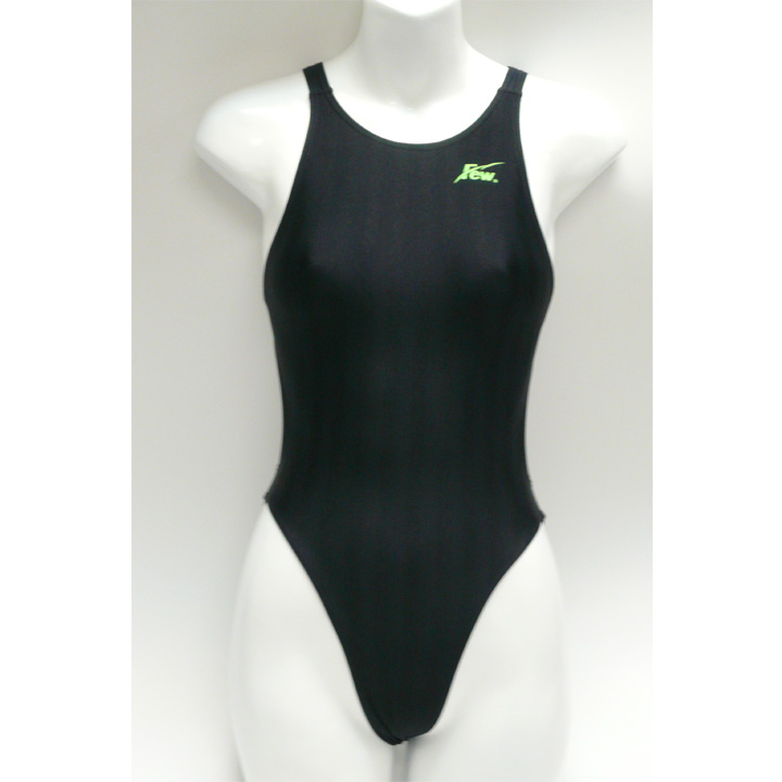 Ladies' Training Swimming Suit. (FW22004-01)