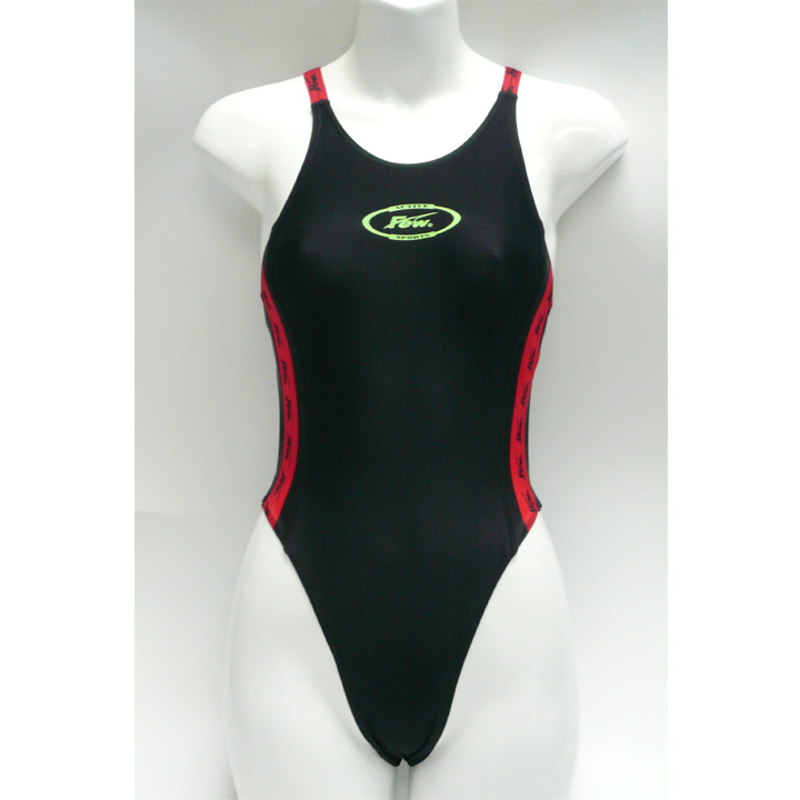 Ladies' Training Swimming Suit. (FW22005-02)