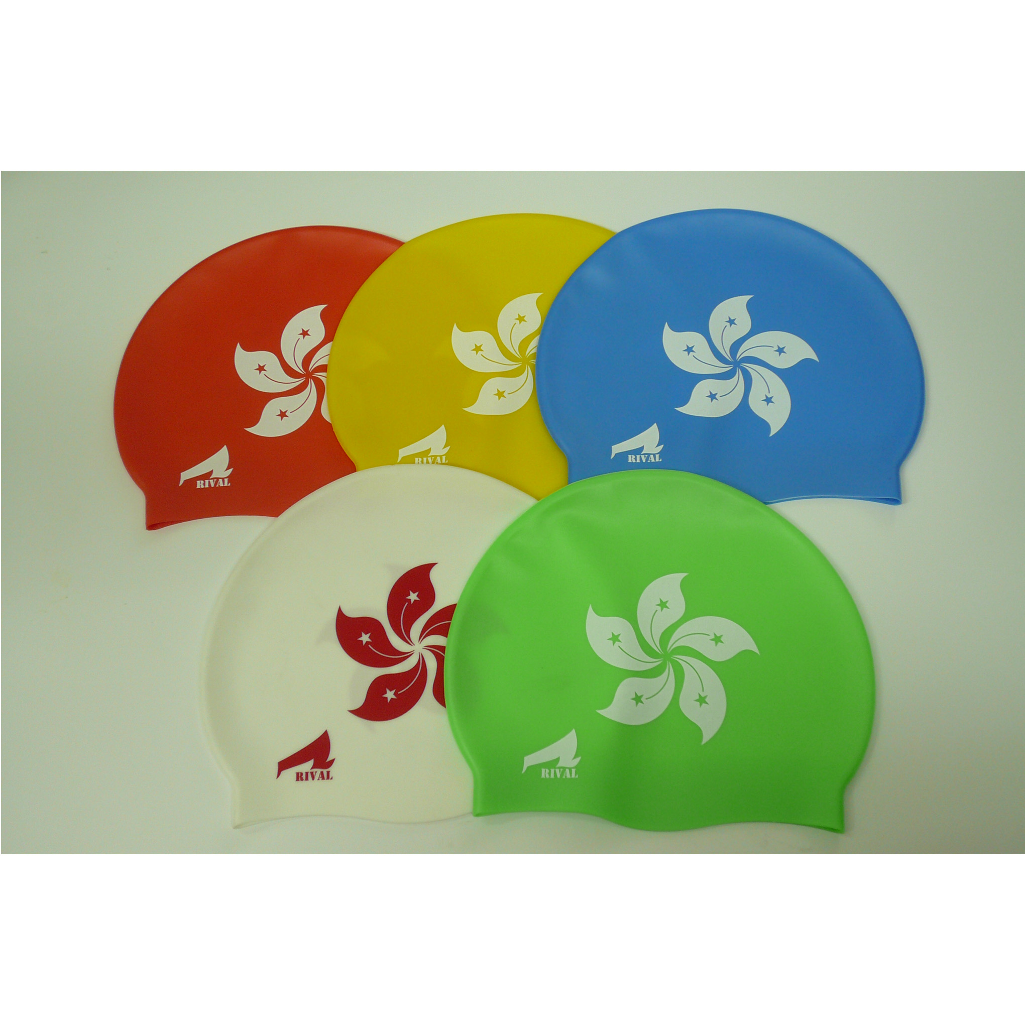 Swimming caps (Regional flag cap)