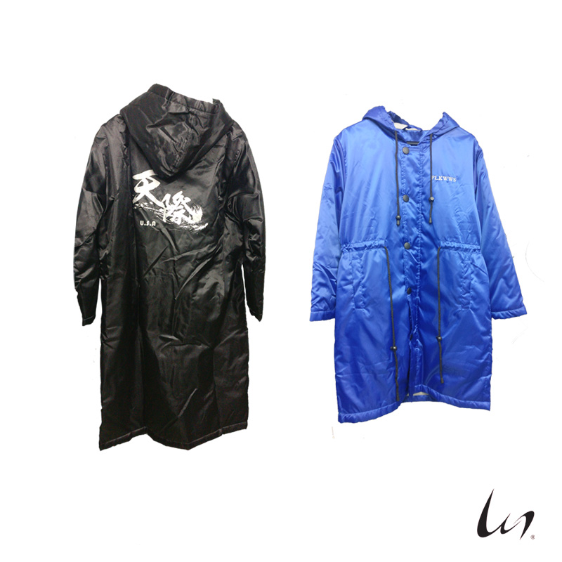 Customized Swimming Parka Service