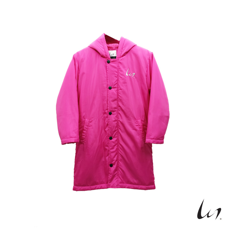"""WGS"" Swimming Parka (Pink)"