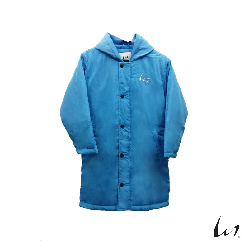 """WGS"" Swimming Parka (Sky Blue)"
