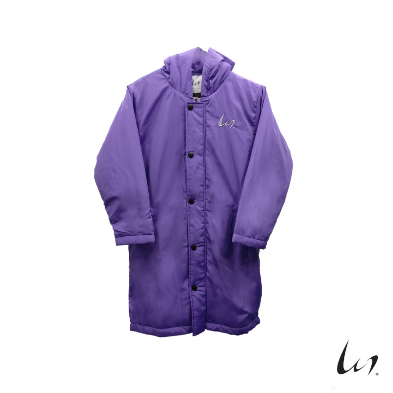 """WGS"" Swimming Parka (Light Purple)"