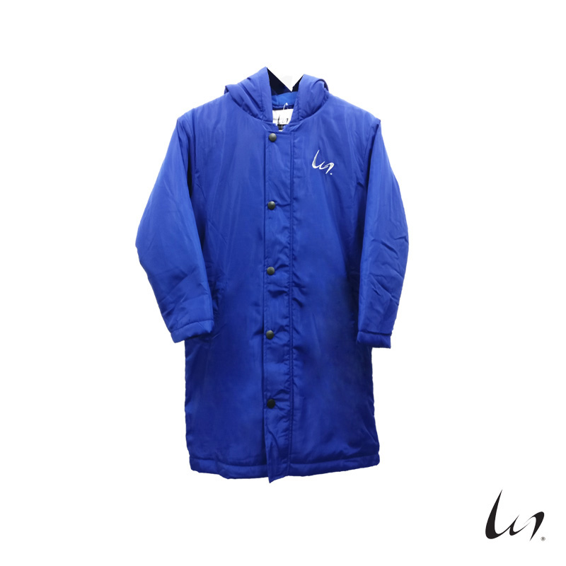 """WGS"" Swimming Parka (Blue)"
